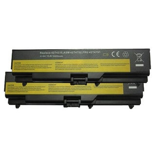 Lenovo 42T4235 (2-Pack) Replacement Battery