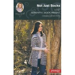 Premier Yarns Books-Not Just Socks - Serenity Sock