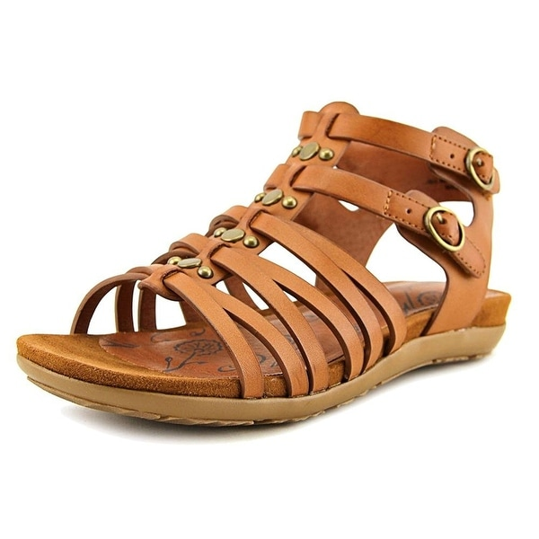 c12667392f16 Shop Bare Traps Womens Robbie Open Toe Casual Gladiator Sandals ...
