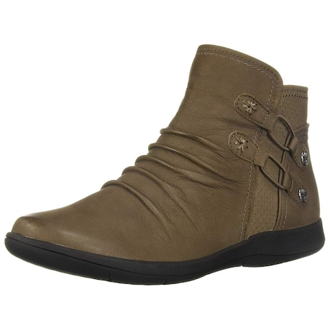 Rockport Women's Daisey Strap Boot Ankle - 6
