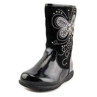 Nina Kids Myryam   Round Toe Synthetic  Boot
