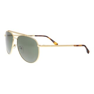 Lacoste L177S 714 Gold Aviator Sunglasses - 57-15-140
