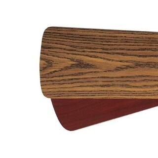 "Quorum International 5255655121 Set of 5 Reversible Blades for 52"" Fan"