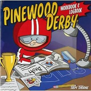 Pinewood Derby Workbook & Logbook - Design Originals