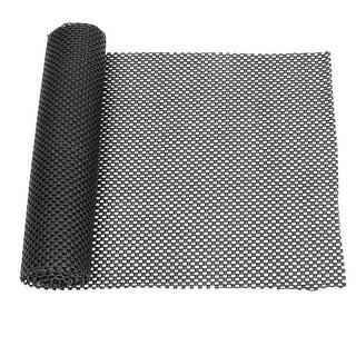 Unique Bargains 150cm x 30cm Foam Pad Toolbox Drawer Liner Nonslip Mat Dark Gray