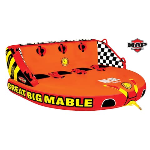 Sportsstuff great big mable towable - 4 person 53-2218
