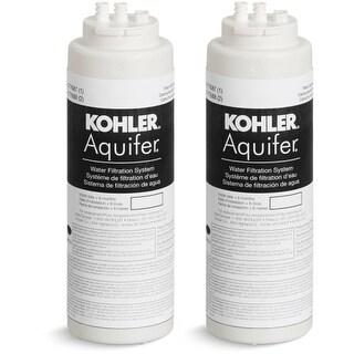 Kohler K-77688 Two-Pack Replacement Filter Cartridges