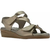 Walking Cradles Women's Valerie Mid Bronze Leather