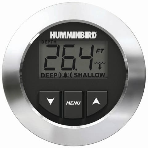 Humminbird HDR 650 Digital Depth Gauge 407860-1 with Mount Transducer 407860-1