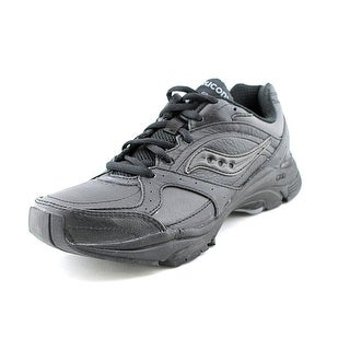 Saucony Progrid Integrity ST 2 N/S Round Toe Leather Walking Shoe