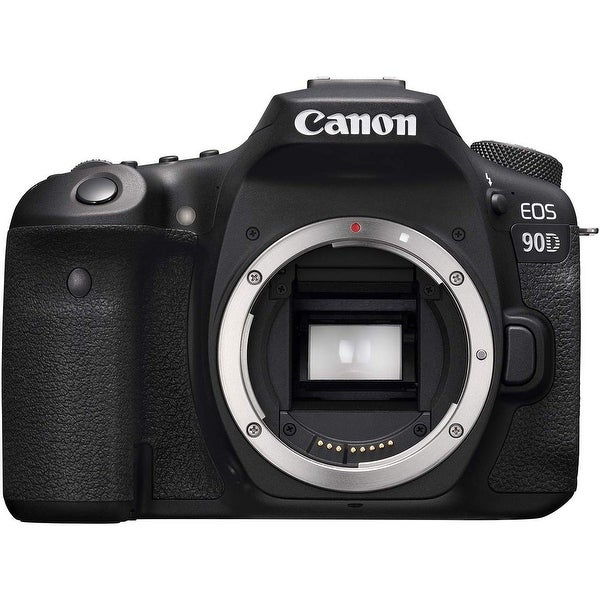 Canon EOS 90D Digital SLR Camera (Body Only) (Kit Box) USA Model. Opens flyout.