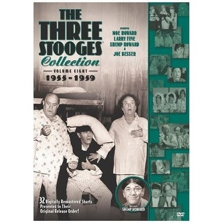 Three Stooges - Three Stooges: Collection (1955-1959) [DVD]