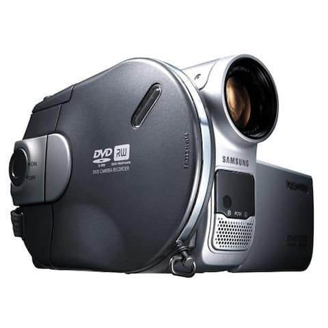 Samsung DC564 1.1MP DVD Camcorder with 26x Optical Zoom (Discontinued by Manufacturer) (Refurbished)