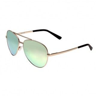 Bertha Bianca Women's Titanium Sunglasses - 100% UVA/UVB Prorection - Polarized/Mirrored Lens - Multi