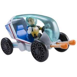 """Miles From Tomorrowland 3"""" Action Figure Vehicle Scout Rover - Multi"""