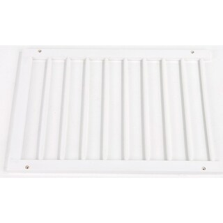 """Cardinal Gates Extension For Step Over Free Standing Gate White 22"""" x 2"""" x 20"""""""