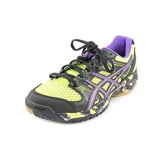Asics Gel-Volleycross 3 Women Round Toe Synthetic Yellow Sneakers