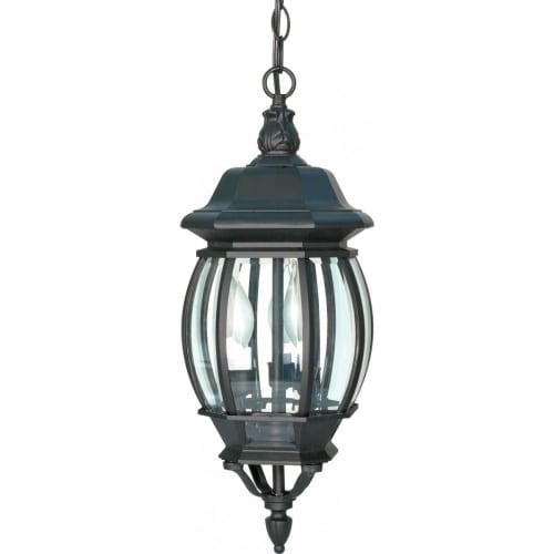 Nuvo Lighting 60/896 Three Light Up Lighting Outdoor Pendant from the Central Park Collection