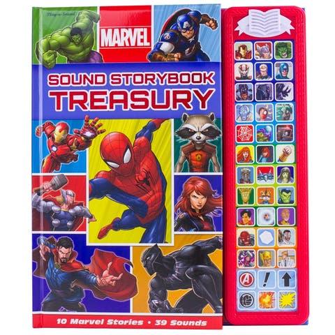 Sound Treasury Book Marvel