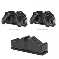 Power A CPFA114326-02 Xbox One Dual Charging Stand