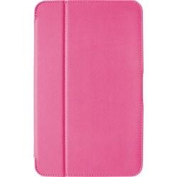 Verizon Folio Case, Screen protector and Stylus Pen Bundle for Ellipsis 8, Elli