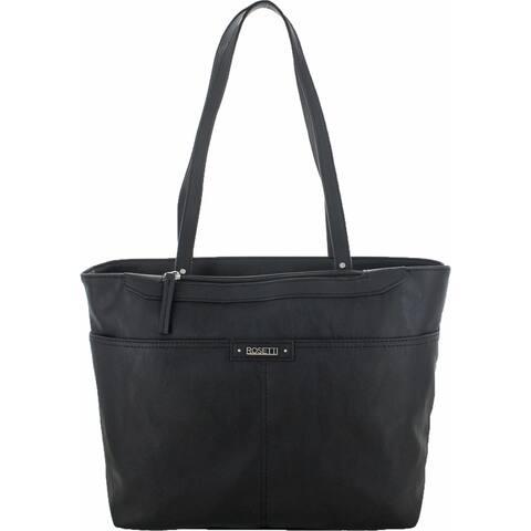 Rosetti Taryn Women's Faux Leather Signature Tote Handbag - Large