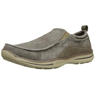 men's skechers loafers