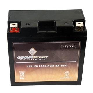 YT14B-BS 210 CCA Battery for Yamaha Raider, Raider S, Year (08-'17)
