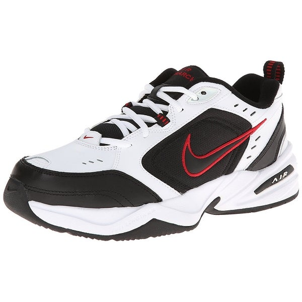 4f95e3c36f7 ... Men s Athletic Shoes. New Nike Men  x27 s Air Monarch IV Cross Trainer  White Black 13