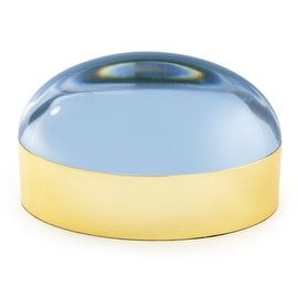Jonathan Adler Large Blue Globo Box Item # 18973