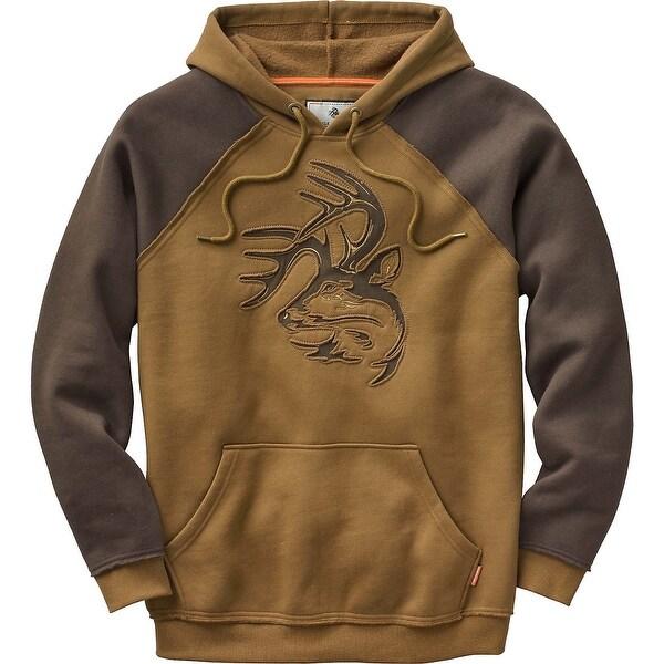 Legendary Whitetails Mens Vintage Deer Camp Hoodie
