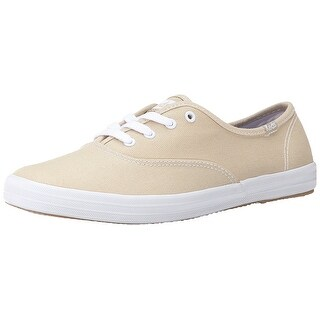 Keds Womens Champion Canvas Low Top Lace Up Fashion Sneakers