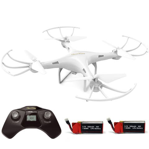 Cheerwing CW4 RC Quadcopter Drone with HD Camera extra battery