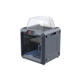 Monoprice MP Fully Enclosed 300 3D Printer, Easy Wi-Fi, Touch Screen, Large Build Size, Assisted Leveling