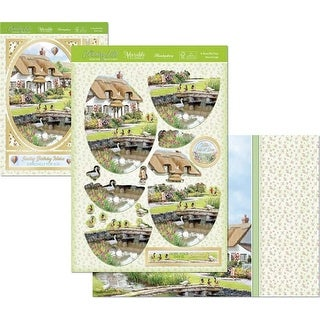 A Beautiful Day - Hunkydory Country Life A4 Decoupage Set