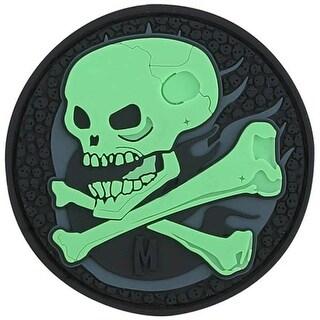 Maxpedition Skull Patch Glow - MXSKULZ