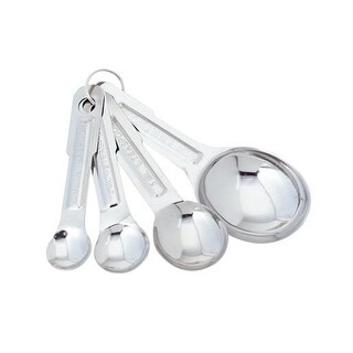 Norpro 4Pc Ss Measuring Spoons 3050 Unit: EACH