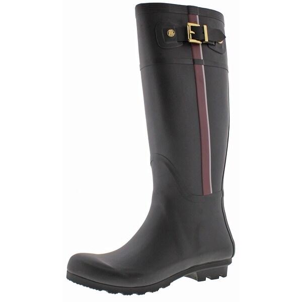 Tommy Hilfiger Malva Women's Tall Rubber Rain Boots