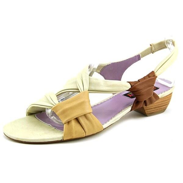 Everybody By BZ Moda Mora Taria Ivory Sandals