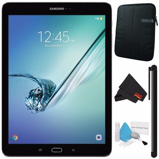 "Samsung 32GB Galaxy Tab S2 9.7"" Wi-Fi Tablet (Gold) SM-T813NZDEXAR + Universal Stylus for Tablets Bundle"