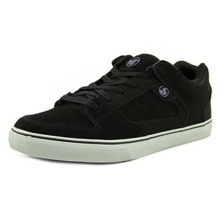 DVS Militia CT Round Toe Leather Skate Shoe