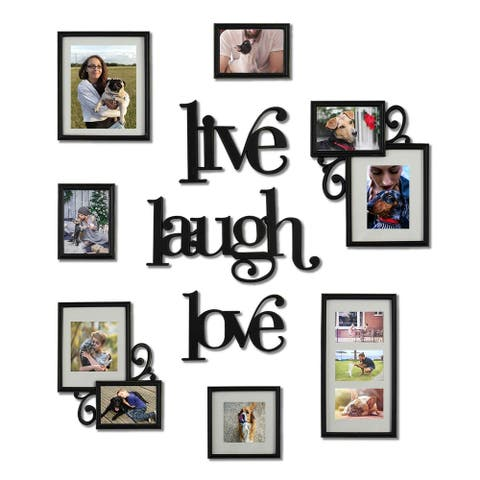 Hello Laura Luxury Typography Sets Photo Frame