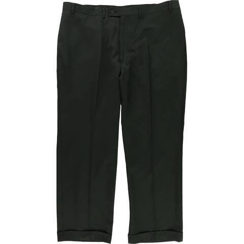 Alfani Mens Basic Dress Pants Slacks