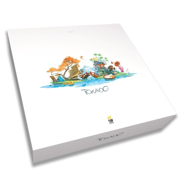 Tokaido: 5th Anniversary Edition Board Game - multi