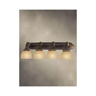 woodbridge lighting 53013tor rosedale 4 light bathroom vanity light