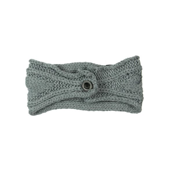 b02f55f19cea1 Shop The North Face Womens Chunky Ear Warmers Cable Knit Winter ...