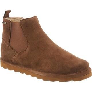 Bearpaw Men's Marcus Chelsea Boot Hickory II Suede