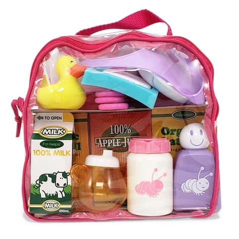 20 Piece Doll Accessory Bag