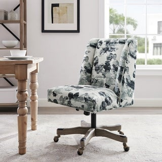 Link to Copper Grove Terence Office Chair - Aqua Similar Items in Home Office Furniture