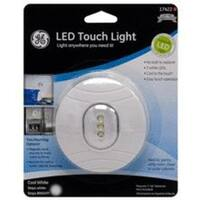 Ge 17422 Utility Touch Light Led Battery Operated, White